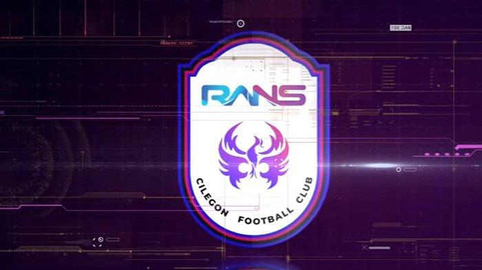 Logo RANS Cilegon FC. (YouTube Rans Entertainment)