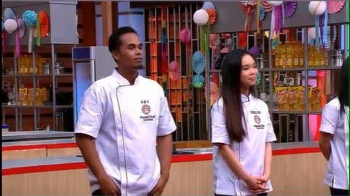 Kontestan MasterChef Indonesia Season 8: Lord Adi dan Jesselyn