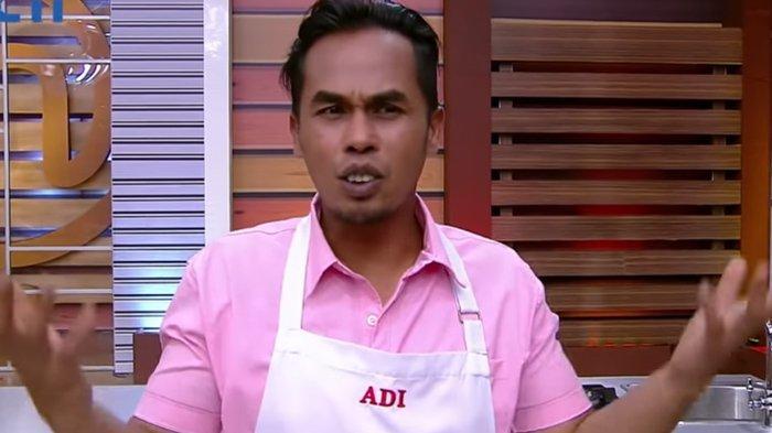 'Penampilan Suhaidi Jamaan alias Lord Adi di MasterChef Indonesia Season 8. (YouTube /  MasterChef Indonesia)