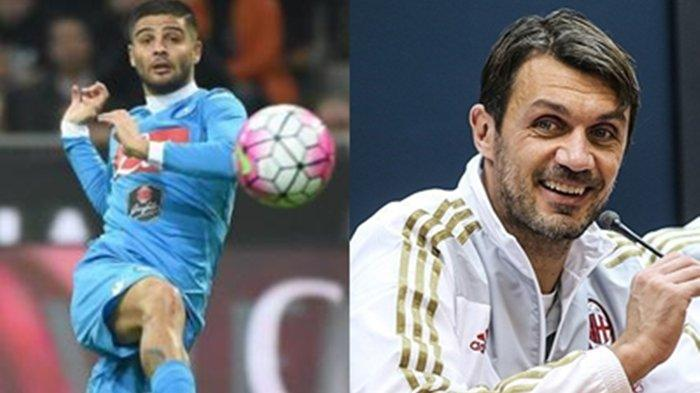 Bursa Transfer Liga Italia 2021, AC Milan Dapat Lorenzo Insigne, Pemain ini Bakal Dibuang Maldini