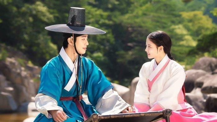 Sinopsis Lovers of the Red Sky Episode 11 Malam Ini, Cheon Gi akan Melukis Potret Raja Demi Ha Ram