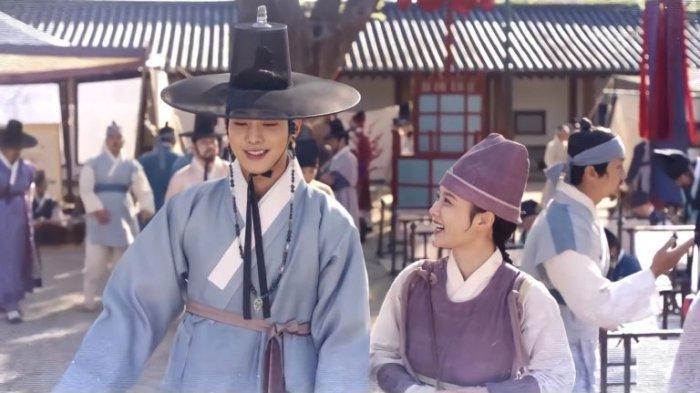 Lovers of the Red Sky: Ha Ram dan Hong Cheon Gi.