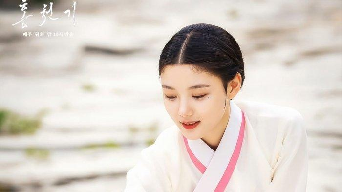 Sinopsis Lovers of the Red Sky Episode 10 Malam Ini, Cheon Gi Ingin Kabur agar Tak Lukis Potret Raja