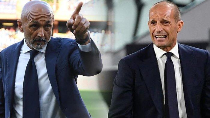 Duduk Perkara Spalletti dan Allegri Ribut setelah Napoli Kalahkan Juventus di Liga Italia