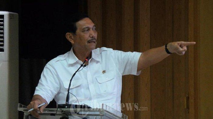 Luhut Tiga Kali Singgung Jenderal Benny Moerdani saat Kedekatannya dengan Presiden Jokowi Dibully