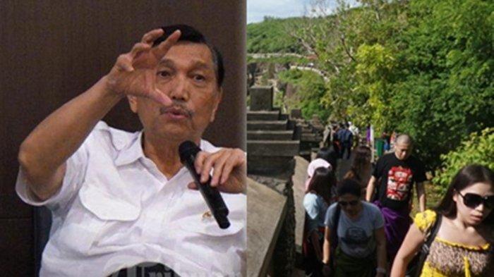 Pemerintah akan Tegas Terapkan Prokes, Turis Asing Bandel tak Pakai Masker Langsung Dideportasi