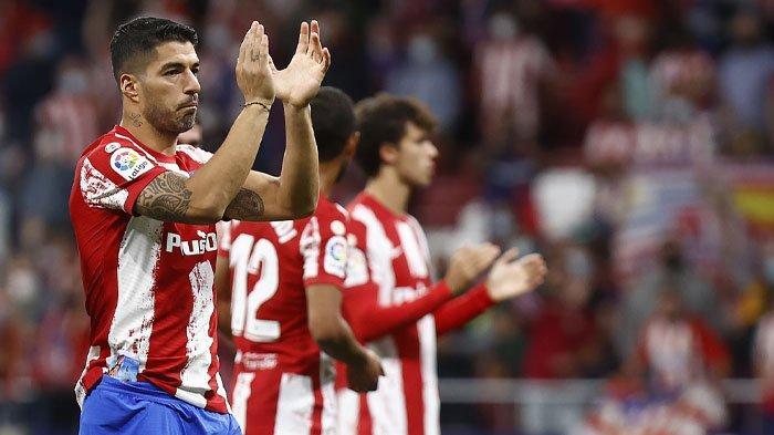 Dibobol Mantan, Barcelona Kalah Lagi di Liga Spanyol Lawan Atletico, Selebrasi Suarez Sindir Koeman?