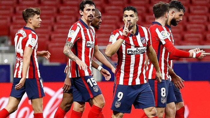 Luis Suarez Bawa Atletico Madrid Juara Liga Spanyol, Real Madrid dan Barcelona Gigit Jari