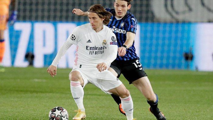 Tumbangkan Atalanta, Dua Sosok Ini Kunci Krusial Real Madrid Lolos ke Perempat Final Liga Champions