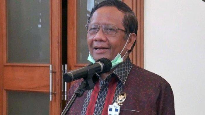 Mahfud MD tak Aman dari Reshuffle Kabinet, Petinggi Gerindra Mencuat jadi Menteri Baru Jokowi