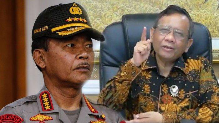 Mahfud MD Bocorkan Jadwal Penyerahan Nama Calon Kapolri, Sebut Pengganti Idham Azis Masih Spekulasi