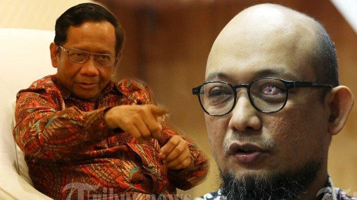 Profil dan Rekam Jejak Novel Baswedan, Penyidik KPK Bakal Jadi Jaksa Agung jika Mahfud MD Presiden