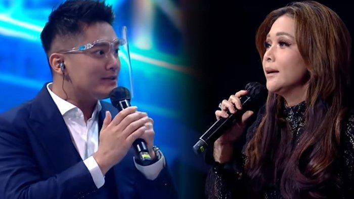 Detik-detik Maia Estianty Ngamuk ke Boy William saat Bawakan Lagu Sang Penggoda di Indonesian Idol