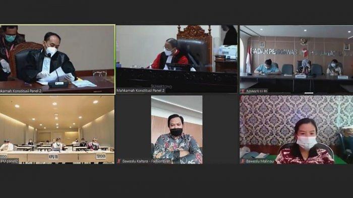Dinilai Berjalan Sesuai Prosedur, KPU Malinau Kemukakan Argumentasi dalam Lanjutan Sidang MK