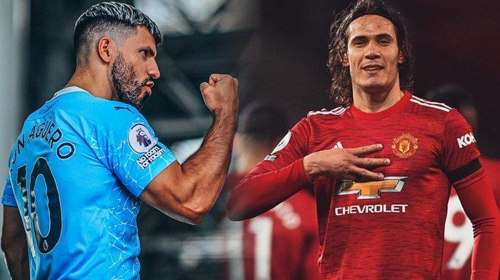 Live Streaming Man City vs Man United, Tonton Big Match Liga Inggris di Mola TV Pukul 23.30 Wib