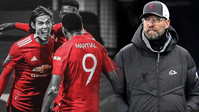 Liverpool Mulai Rasakan Tekanan Man United di Klasemen Liga Inggris, Klopp Beri Respons Tak Terduga