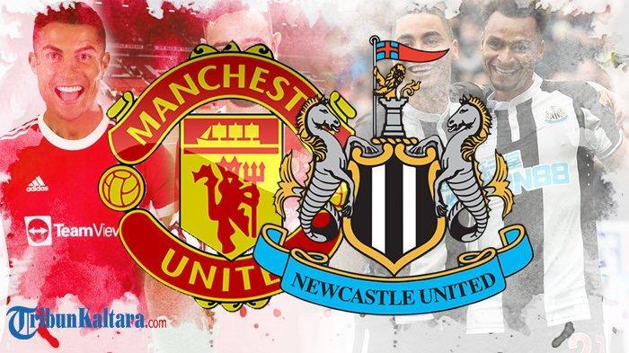 Jadwal Liga Inggris Man United vs Newcastle, Setan Merah Berharap Tuah Ronaldo di Laga Comeback