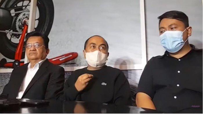 Perdana Muncul, Ayah Taqy Malik Bantah Lakukan Penyimpangan hingga Bersedia Sumpah Pocong