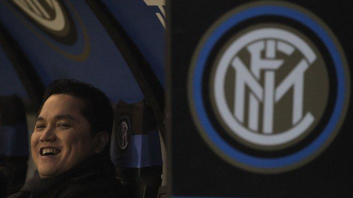 Erick Thohir Akui Ada Godaan Beli Inter Milan Lagi Gegara Scudetto dan Kepergian Conte
