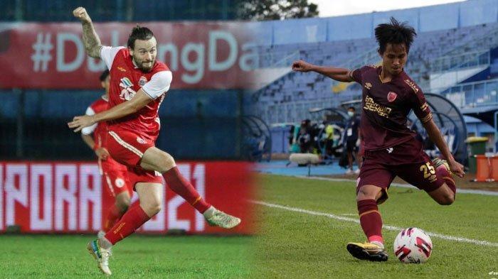 Persija vs PSM di Semifinal Piala Menpora, Macan Kemayoran Siap Tempur, Juku Eja Incar Gol Cepat