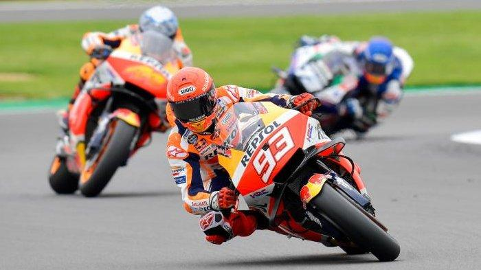 Jadwal MotoGP Aragon 2021, Kesulitan Ganggu Quartararo, Honda Tak Lagi Utamakan Marc Marquez