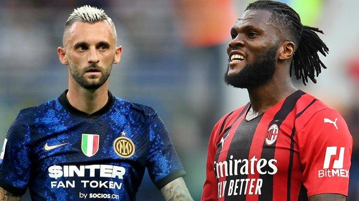Ambisi AC Milan Rekrut Brozovic Bakal Gigit Jari, Inter Milan Siapkan Gerak Senyap Boyong Kessie