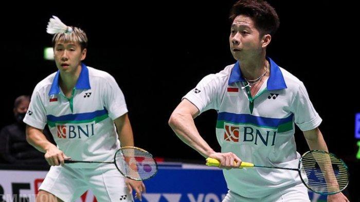 Hasil Olimpiade Tokyo 2020: Marcus/Kevin Kalah dari Wakil Malaysia, Langkah ke Semifinal Terhenti
