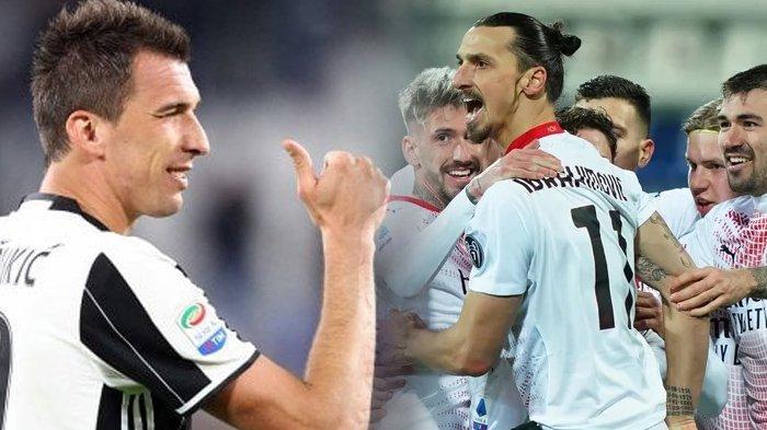 Nyaman di Puncak Klasemen Liga Italia, Ibrahimovic Sambut Kedatangan Eks Juventus di AC Milan