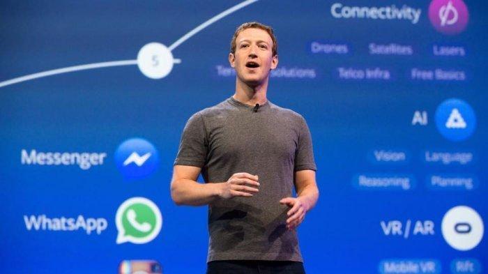 Profil Mark Zuckerberg, Namanya Trending di Twitter Saat WhatsApp, Facebook, dan Instagram Down