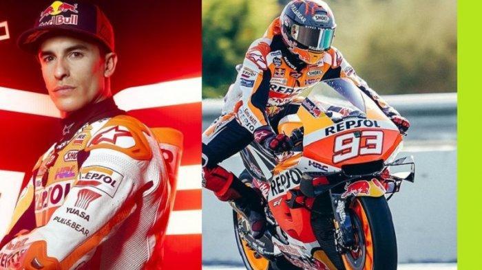 Sembuh dari Cedera, Pebalap Marquez Siap Comeback di MotoGP 2021, Tidak Target Menangi Lomba