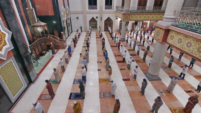 Jelang Ramadan 2021, 80 Persen Masjid di Balikpapan Siap Laksanakan Salat Tarawih