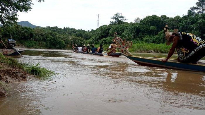 Fenomena Evakuasi ke Wilayah Adat Selama Pandemi Corona, Warisan leluhur Mitigasi Bencana di Malinau