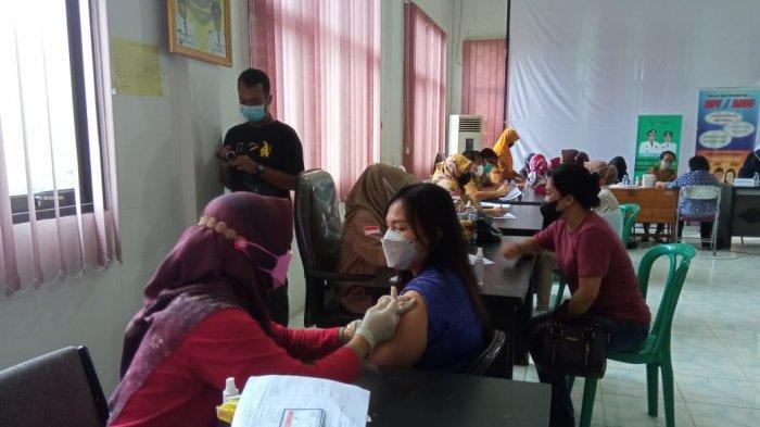 Stok Vaksin Covid-19 Menipis, Kadinkes Imam Sujono Sebut Herd Immunity di Bulungan masih Jauh