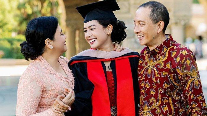 Maudy Ayunda Lulus S2 di Stanford University, Punya Tiga Gelar Akademik, Najwa Shihab: Congrats Adek