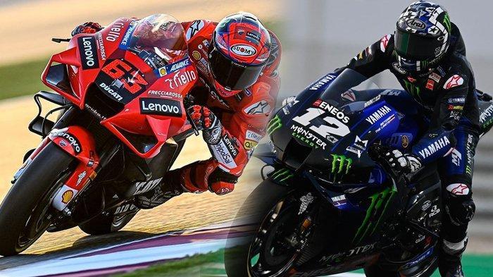 Hasil MotoGP Qatar 2021, Drama Joan Mir Batal Podium di Detik Finish, Vinales Rusak Dominasi Ducati