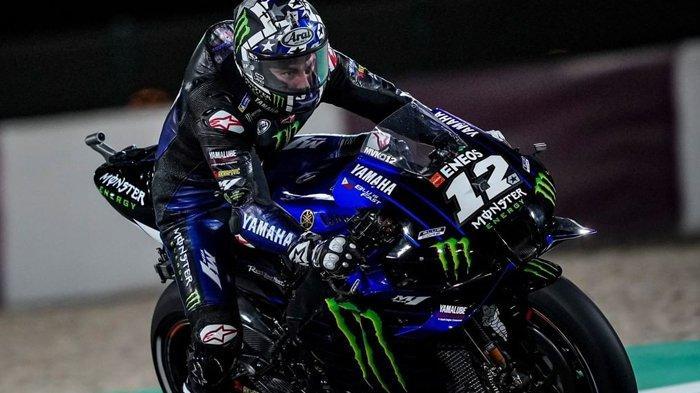 Kompatriot Valentino Rossi Bakal Kembali ke MotoGP, Gantikan Vinales di Yamaha Musim Depan?
