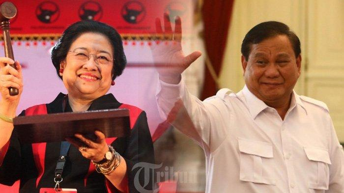 Gerindra Bulat Usung Prabowo Calon Presiden di Pilpres 2024, Reaksi Megawati  ke PDIP Dinanti