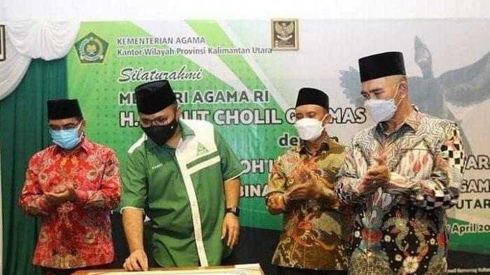 Pembangunan Asrama Haji Transit dan MAN Insan Cendikia Tarakan Mulai Dikebut