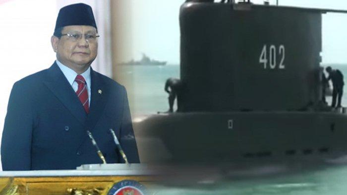 Menhan Disorot Imbas KRI Nanggala 402 Tenggelam, Gerindra Pasang Badan di Twitter, Prabowo Tak Diam