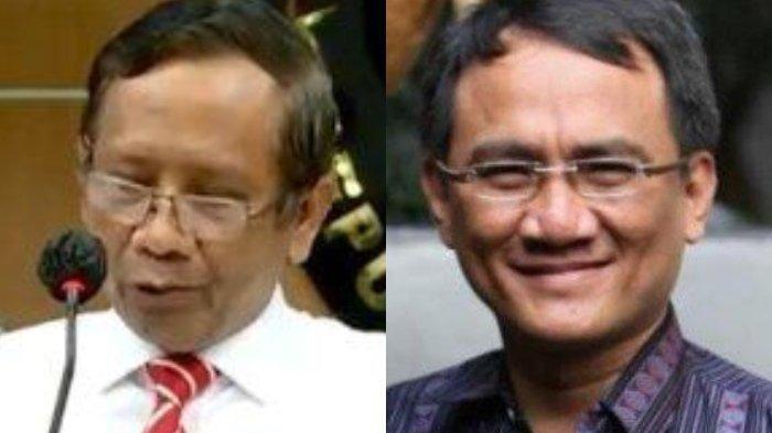 Mahfud MD Rinci 5 Jenderal Tua Jawab Cuitan Andi Arief, Sebut Baru Saja Terima Kartu Ucapan dari SBY