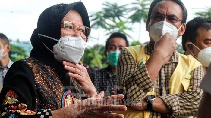 Mensos Risma Disindir, Imbas Naik Pitam hingga Adu Mulut, Jokowi Diminta Turun Tangan
