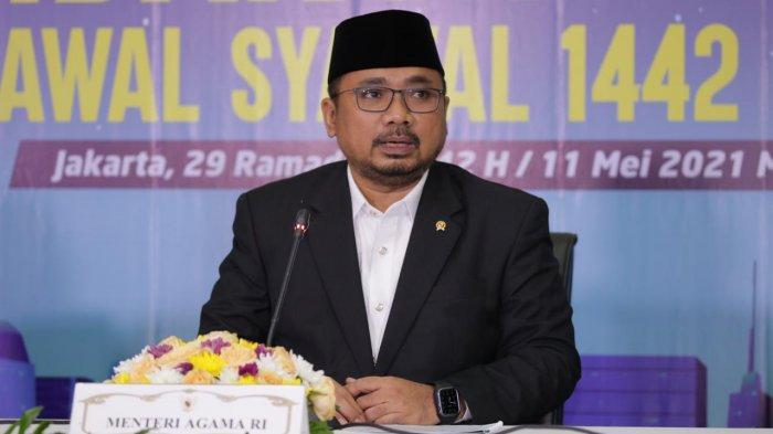 Menteri Agama Gus Yaqut Bakal Pimpin Sidang Isbat Sore Ini, Kapan Lebaran Idul Adha 1442 Hijriah?