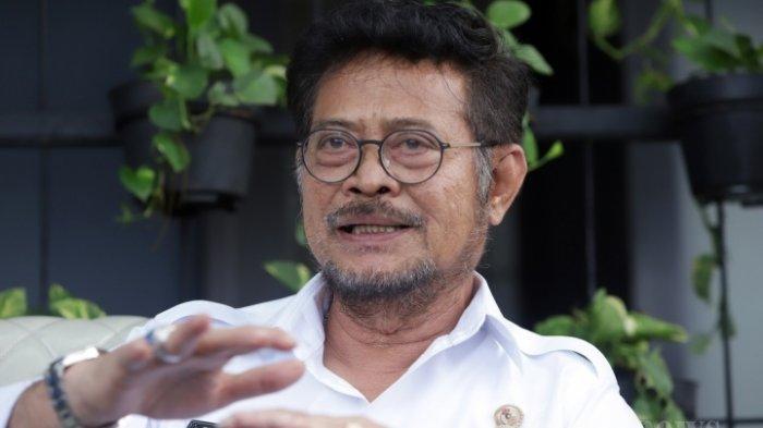 Profil Menteri Pertanian Syahrul Yasin Limpo, Eks Gubernur Sulsel yang Hari Ini Kunjungi Kaltara
