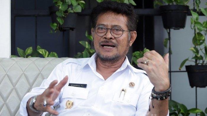 Direncanakan Tiba Sore, Inilah Aganda Menteri Pertanian SYL di Kaltara Selama Dua Hari