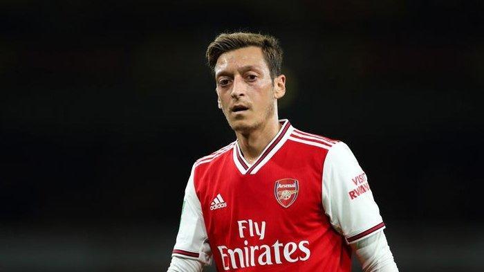 Mikel Arteta Buka Peluang Bebaskan Mesut Oezil Tinggalkan Arsenal, Bisa Menuju Liga Italia