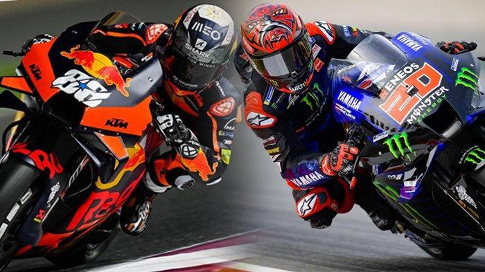 Klasemen MotoGP 2021, Oliveira Melejit, Quartararo Tetap Nyaman di Puncak Walau Gagal Podium