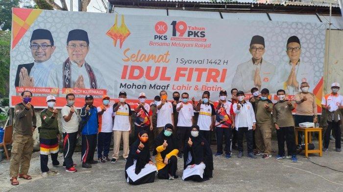 Presiden PKS Soroti Narasi Provokatif, Pelemahan Institusi KPK, Pancasila hingga Korupsi Bansos