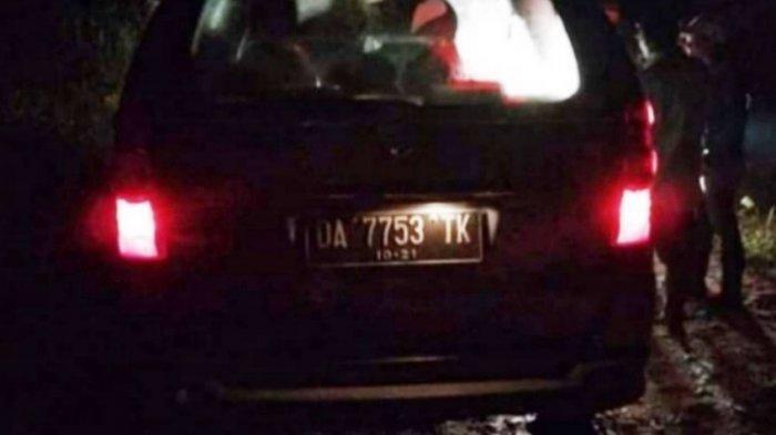 Satu Keluarga Tersesat di Tengah Hutan Kalimantan, Mobil Terperosok ke Lumpur hingga Tak Bergerak