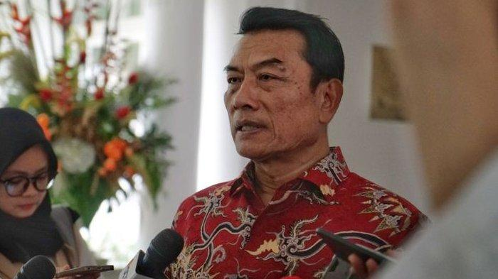 Kepala KSP Moeldoko Terima Suntikan Vaksin Nusantara: Saya Coba Dukung Kerja Keras Anak Bangsa