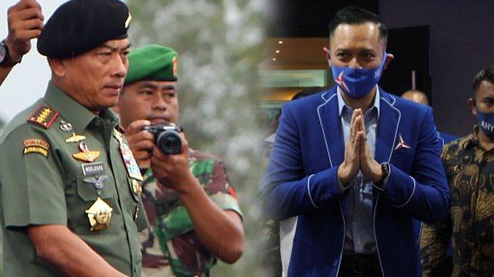 Moeldoko Resmi Jadi Ketua Umum Partai Demokrat Lengserkan AHY Versi KLB Sibolangit, Kudeta Terwujud?